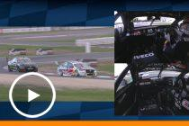 Trackside: Mustang-mounted Murphy vs Lowndes