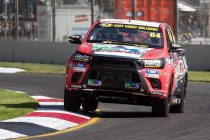 Woods keen to bounce back from odd Hilux start