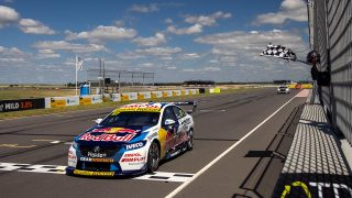 SVG wins, disaster for Whincup