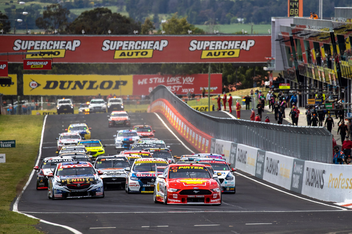 Nsw To Host 2021 Supercars Season Opener Supercars