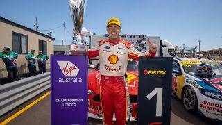 McLaughlin wins second leg of Triple Crown