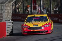 McLaughlin on NASCAR: 'That's out of control'