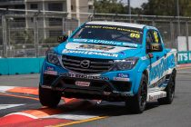 Mixed emotions for newest SuperUtes winner