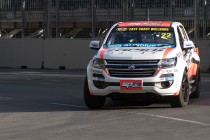 Alexander cruises to Race 2 SuperUtes win