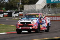 Dontas takes first Mitsubishi SuperUtes win