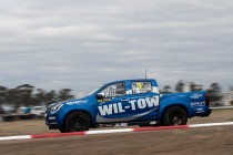 Encouraging debut for Isuzu SuperUte
