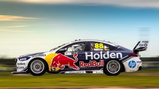 Holden aero changes ahead of Pukekohe