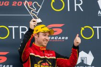 'Down in the dumps' to podium for Reynolds