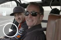 Coulthard and Murphy discover Auckland