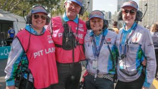 Top 9 stats you didn't know about Supercars volunteers