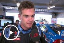 Around the garages – Practice 2 Townsville
