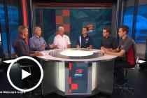 The panel reacts to Newcastle and the calendar