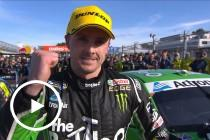 Top 3 interviewed – Race 9 Perth