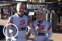 Rusty and Riana wrap Ipswich