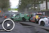 More mayhem in V8 Utes