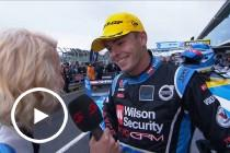 Top 3 Interviewed – Race 6 – WD-40 Phillip Island SuperSprint