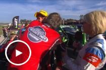 Top 3 interviewed – Race 11 Winton