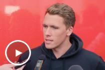 Ryan Walkinshaw speaks on Burgess departure