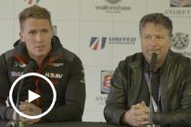 Walkinshaw and Andretti speak on partnership