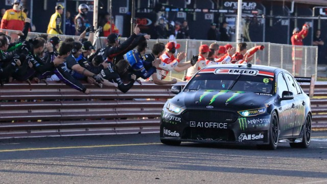 Waters/Stanaway win Wilson Security Sandown 500
