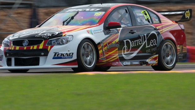 No Win But Plenty Of Points For Webb Supercars