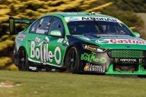 Winterbottom takes final practice