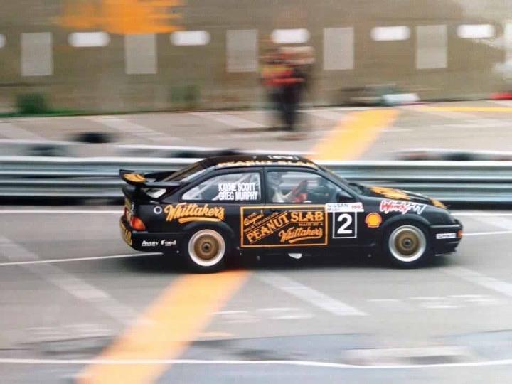 Wellington Murphy Sierra 1992