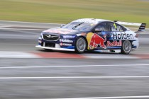 Whincup fastest, Shell Fords miss Q2 spots
