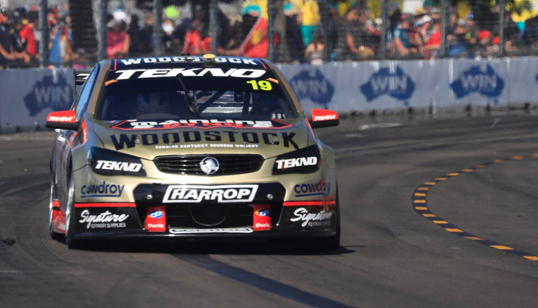 Will Davison Race 26 2017 Coates Hire Newcastle 500