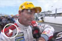 Top 3 interviewed – Race 8 Perth