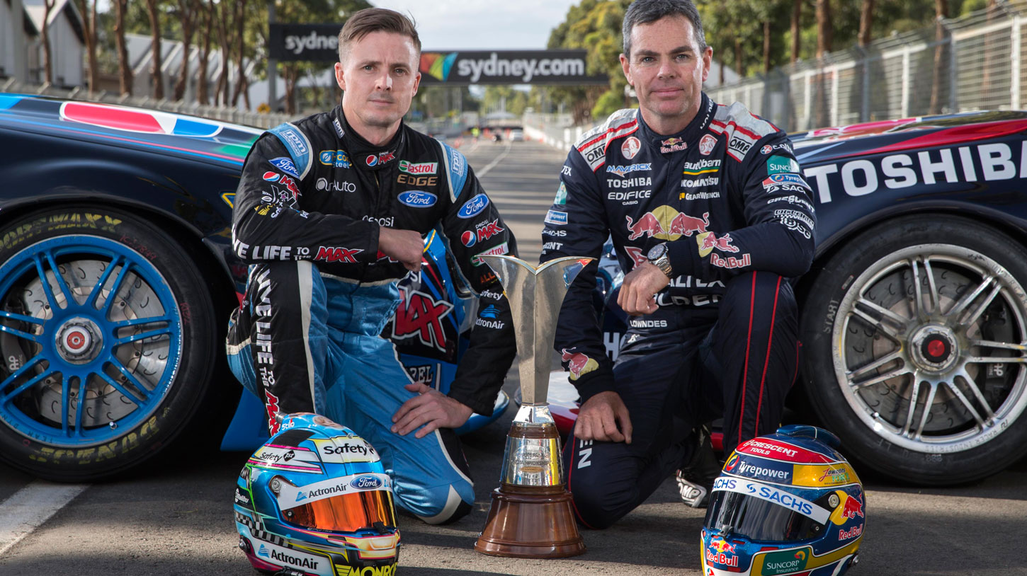 Long-time rivals praise Lowndes