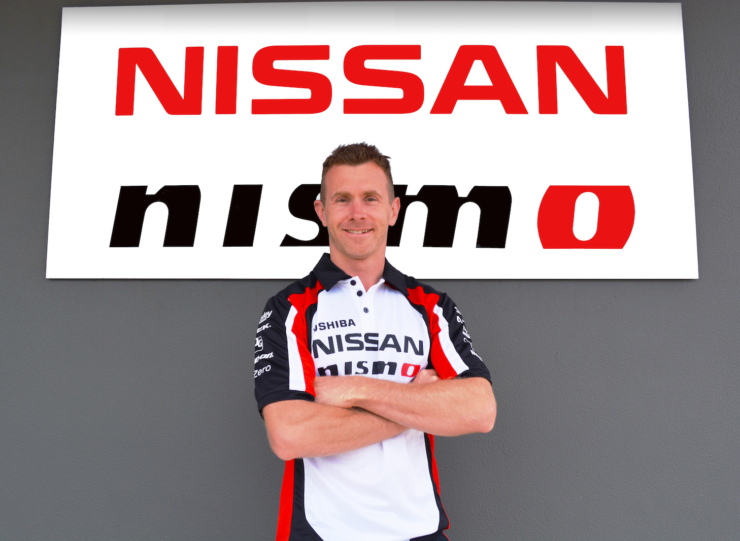 Dale Wood Nissan signing