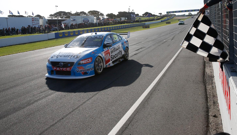 Scott McLaughlin Race 7