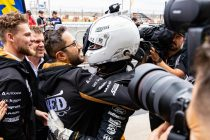 The 'relieved' engineer behind Heimgartner's 161-race first