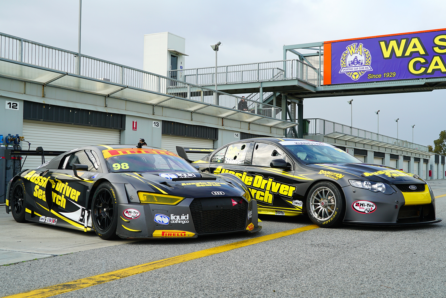Super2 B12h Drives In 1 Million Prize Pool Supercars