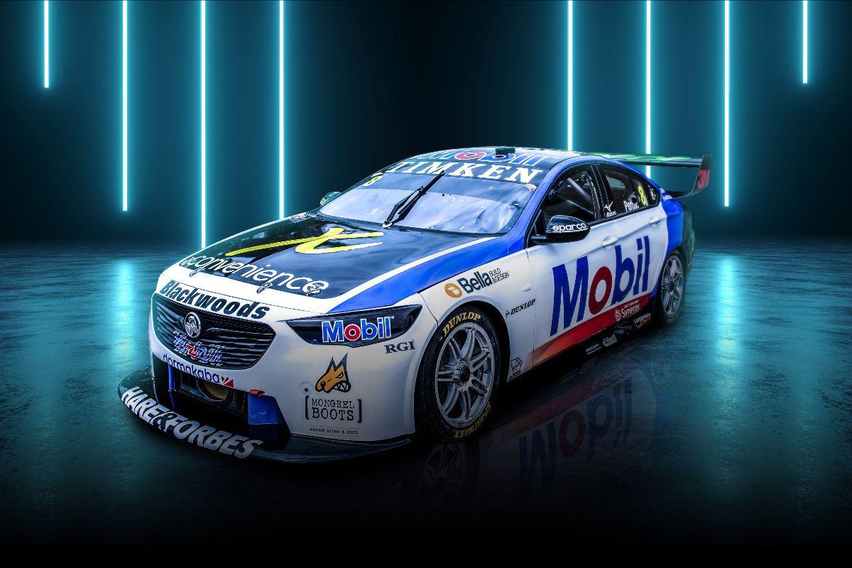 Percat unveils Adelaide colours   Supercars