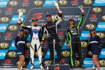 SuperUtes win among Barbour's best