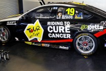 Tour de Cure livery for Le Brocq