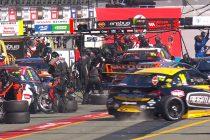 BJR fined for pitlane wheel loss
