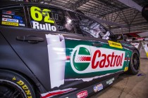Rullo rips back Castrol fan livery