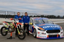 Hazelwood to support father in desert race