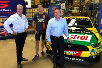 Aussie battery manufacturer teams with Supercars