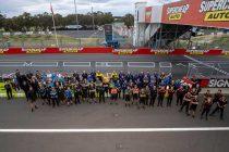 Teams mark end of 105-day road trip