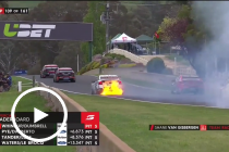Engine failure for Moffat