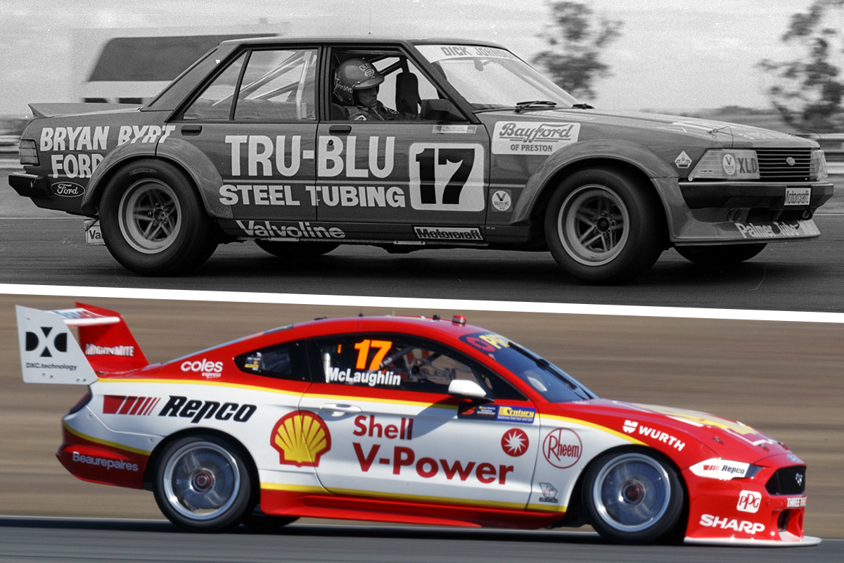 DJRTP's road to 900 Supercars races   Supercars