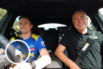 Dunlop Designated Driver: Mark Winterbottom