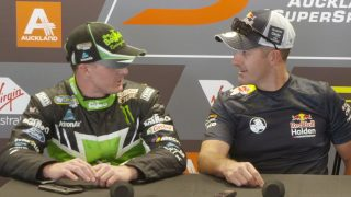Whincup has 'massive respect' for Winterbottom decision