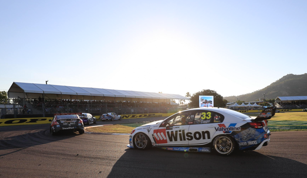 GRM fields four entries across the two Supercars tiers