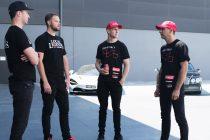 Team Sydney unveils 2020 co-drivers