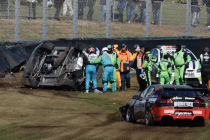 Hazelwood 'had to keep blocking out' crash